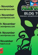 Alienated Blog Tour