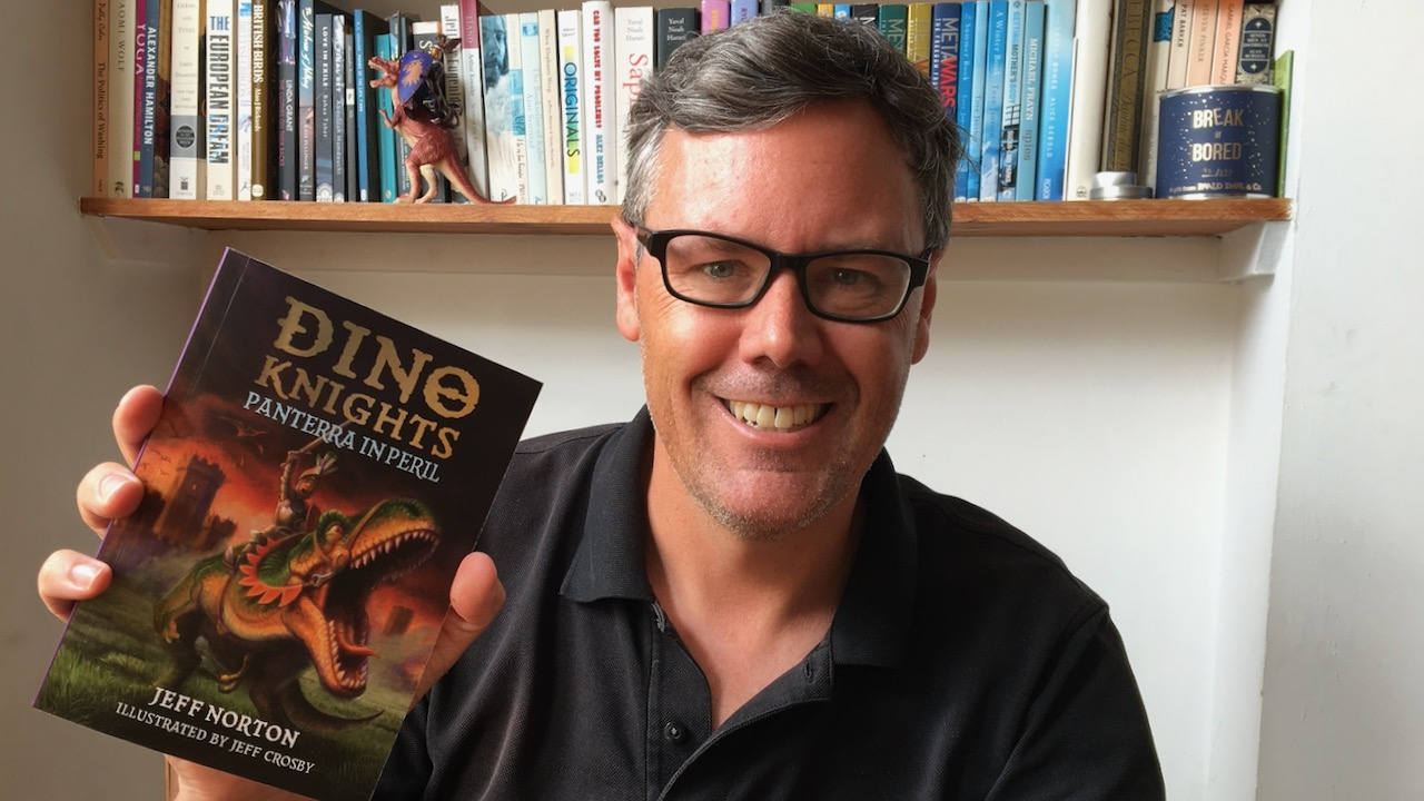 Dino Knights Publishes